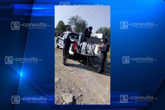 Se impulsan acciones a favor de la salud para los habitantes de Santa Cruz Tlaxcala