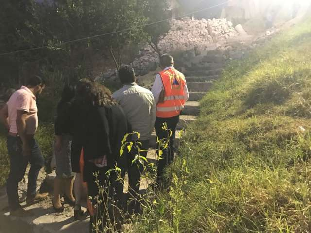 Congreso Federal apoyará trabajos de Protección Civil en el municipio de Tlaxcala