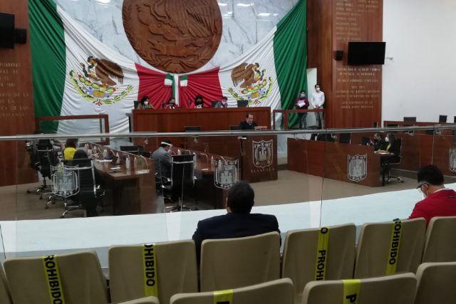 Papalotla y Xicohtzinco solucionan conflictos territoriales; Legislativo avala acuerdo