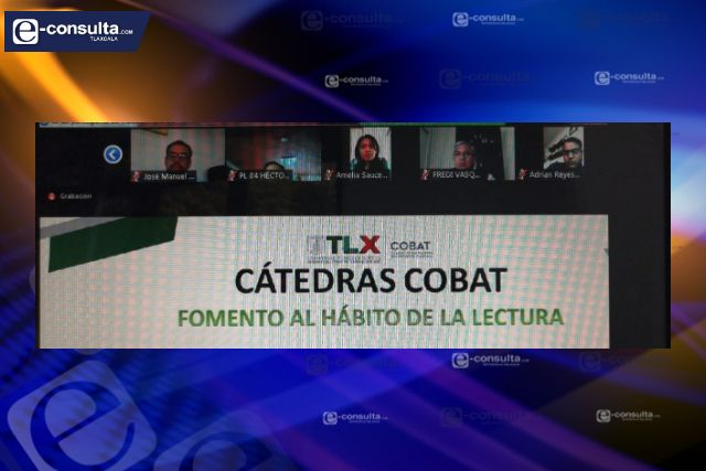Implementa COBAT-TBC programa de Fomento a la Lectura