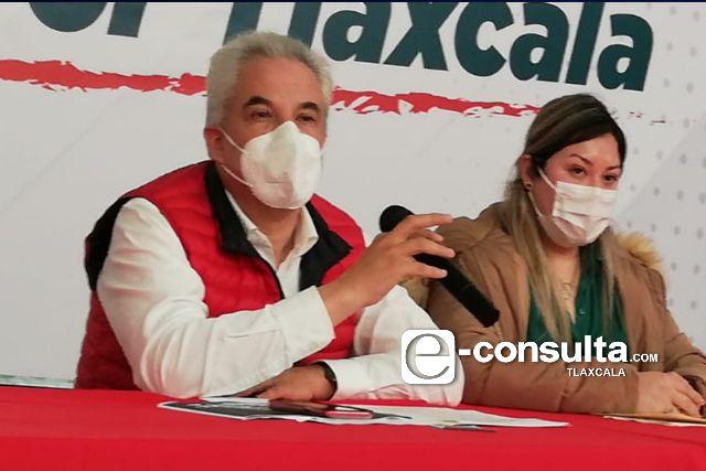Aún no es tiempo para dar a conocer la carta fuerte del PRI: Noé Rodríguez
