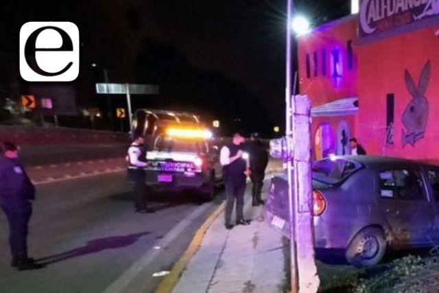 Masculino es asesinado al exterior de un centro nocturno en Chiautempan