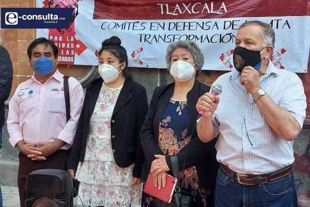 Siempre si, Floria Maria y sus aliados van a impulsar el voto de Morena