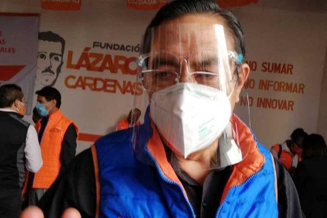 Cuco Rivas desconoce aspiraciones de Edilberto para la gubernatura por MC