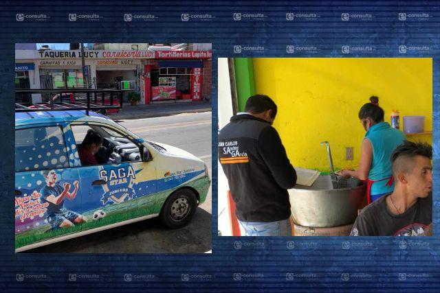 Graban a gatilleros de Juan Sánchez en actos anticipados de campaña