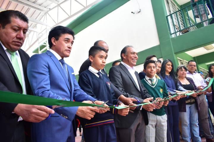 El tiempo en el que Zacatelco se detuvo, ha terminado: Tomás Orea