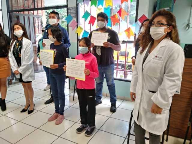 Niña de Papalotla gana Segundo Lugar en concurso estatal