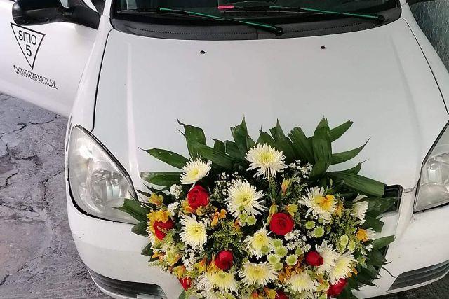 Roban taxi en Tzompantepec; autoridades en el año de Hidalgo