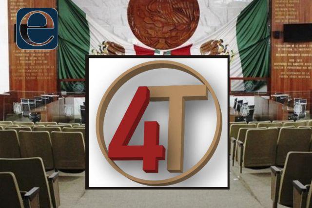 Morena se quedaría con tres diputaciones plurinominales; PAN solo con una