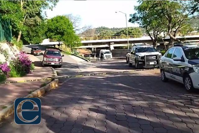 Localizan cadáver en límites de Tlaxcala y Totolac; fue degollado