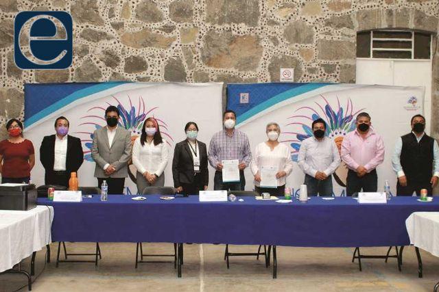 Instalan comisiones de Entrega-Recepción en Yauhquemehcan