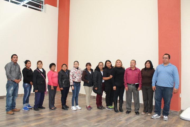 Ayuntamiento e Icatlax acercan cursos para bienestar social