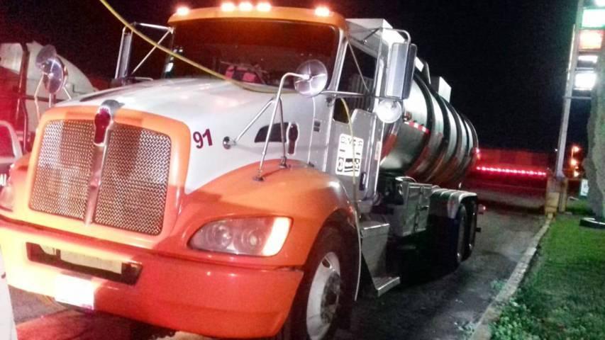 Recupera CES camión abandonado en el municipio de Cuapiaxtla