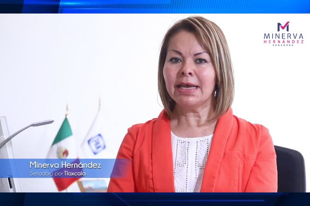 Presenta Minerva paquete de iniciativas para defender a los contribuyentes