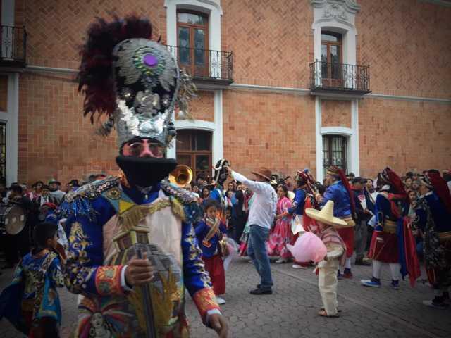Nativitas impone su estilo y la magina en el desfile de Carnaval 2020