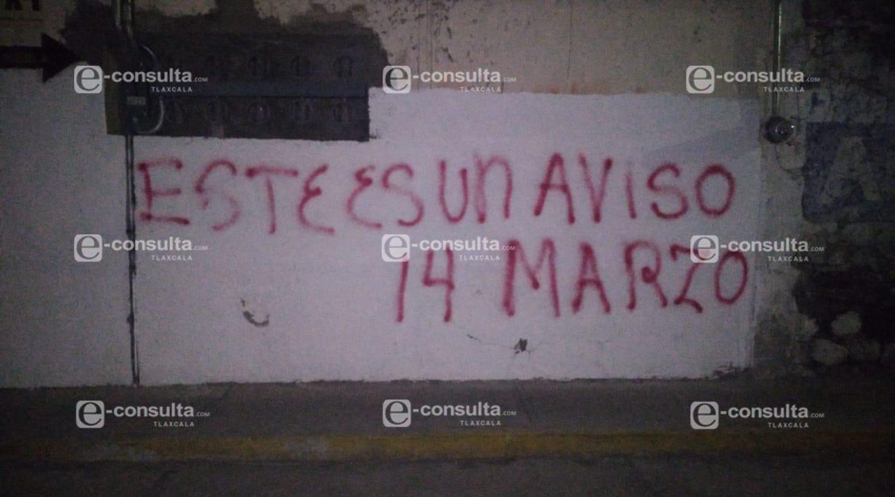 Garrido condena amenazas a alcalde de Ixtenco