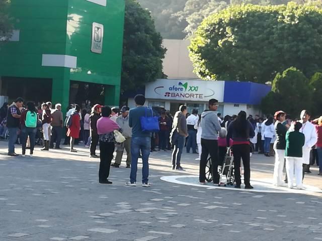 Otros sismo sacude Tlaxcala