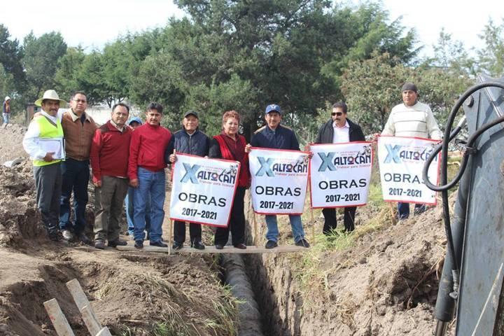Las comunidades más retiradas deben de tener drenaje sanitario: alcalde