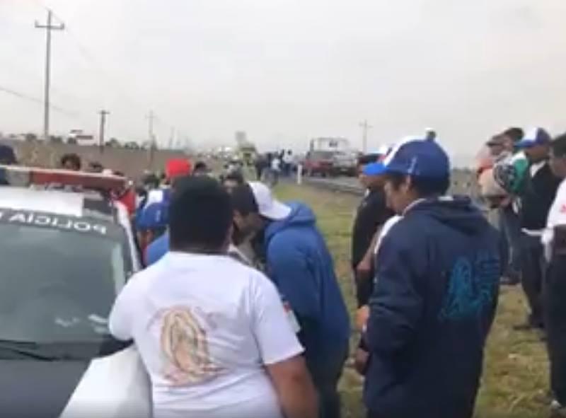 Peregrinos Guadalupanos sufren accidente, los reportan graves