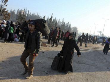 Gobierno sirio dice que está listo para intercambiar prisioneros