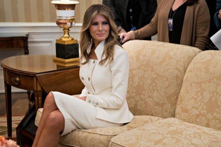Trump intenta hacer competencia a los Óscar con un baile en la Casa Blanca