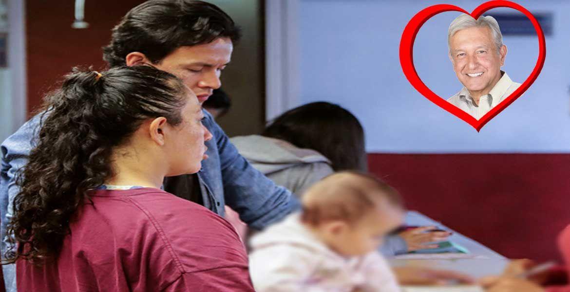 Sin importar el bullying Padres de Sinaloa registran a su bebe como Amlo Moreno