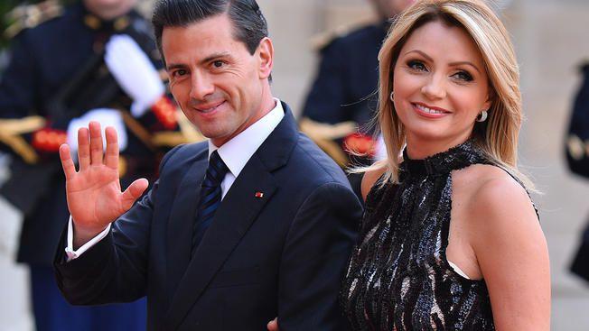 La modelo Tania Ruiz es el nuevo romance de Peña Nieto