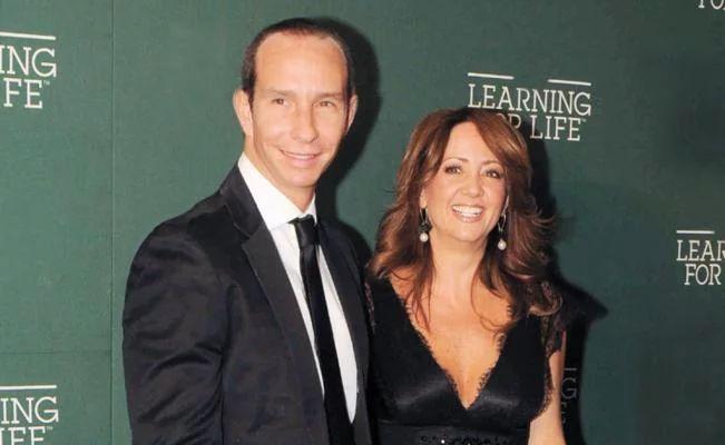 Andrea Legarreta detalla la pérdida de su primer hijo