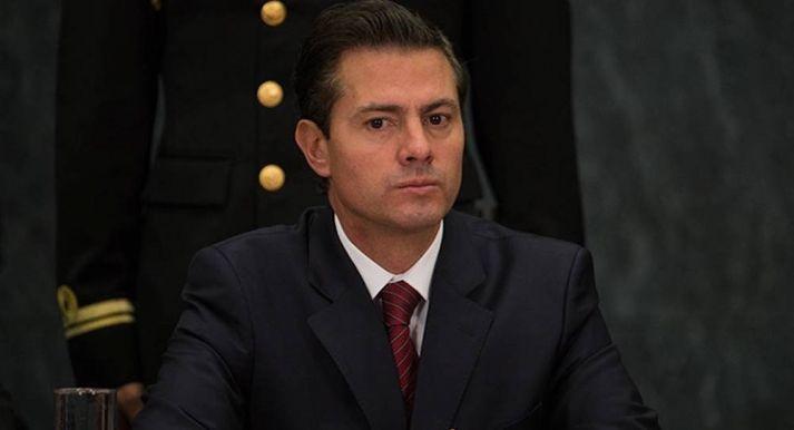 El ex-mandatario EPN asegura que aún vive en México con su familia