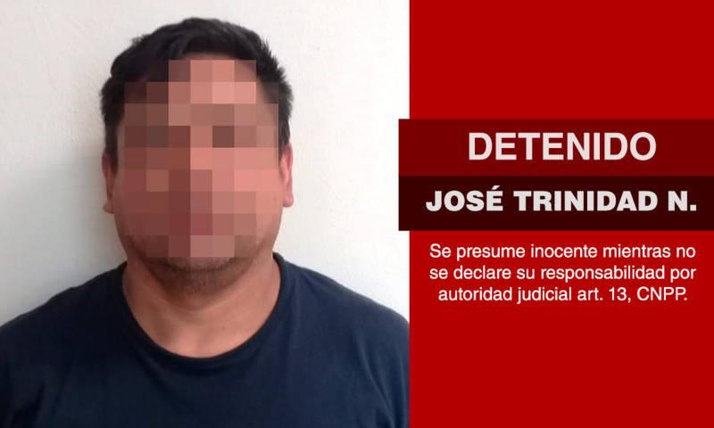 Esclarece PGJE homicidio de policía municipal de Calpulalpan en el 2000