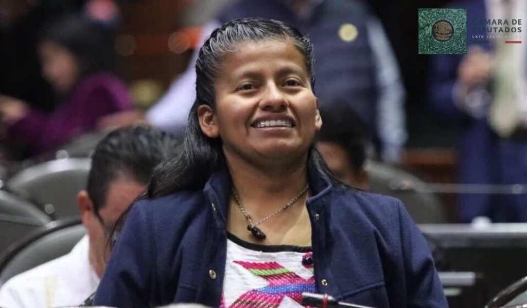 Denuncia Diputada de Morena discriminación por ser indígena