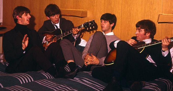 Hallan material único de vídeo sin audio de los Beatles