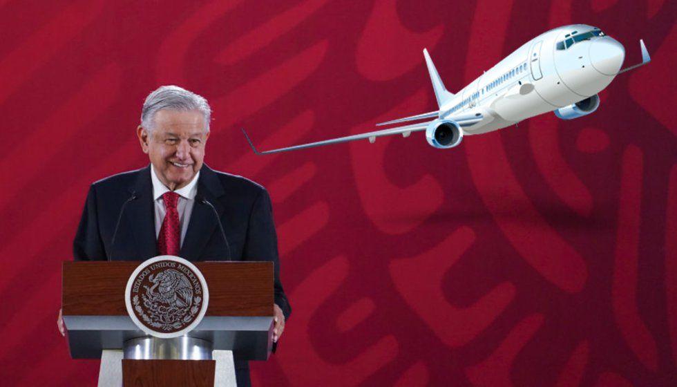 AMLO precisa que el internet reducirá el porcentaje de viajes al extranjero