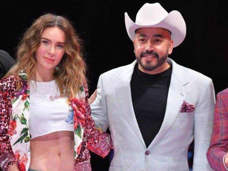 Desatan rumores por supuesto romance entre Belinda y Lupillo Rivera
