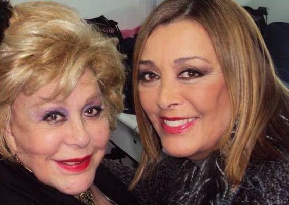 Sylvia Pasquel revela como fue maltratada por su  mamá Silvia Pinal