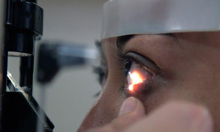 Así funcionara el 1er. banco de ojos en Puebla