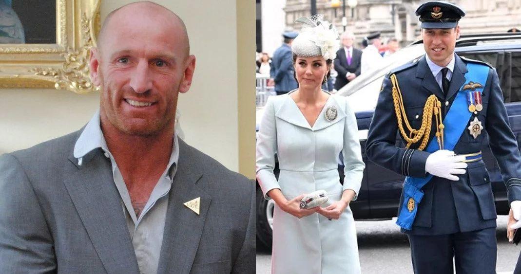 Revela exjugador británico fuerte noticia a los duques de Camdridge