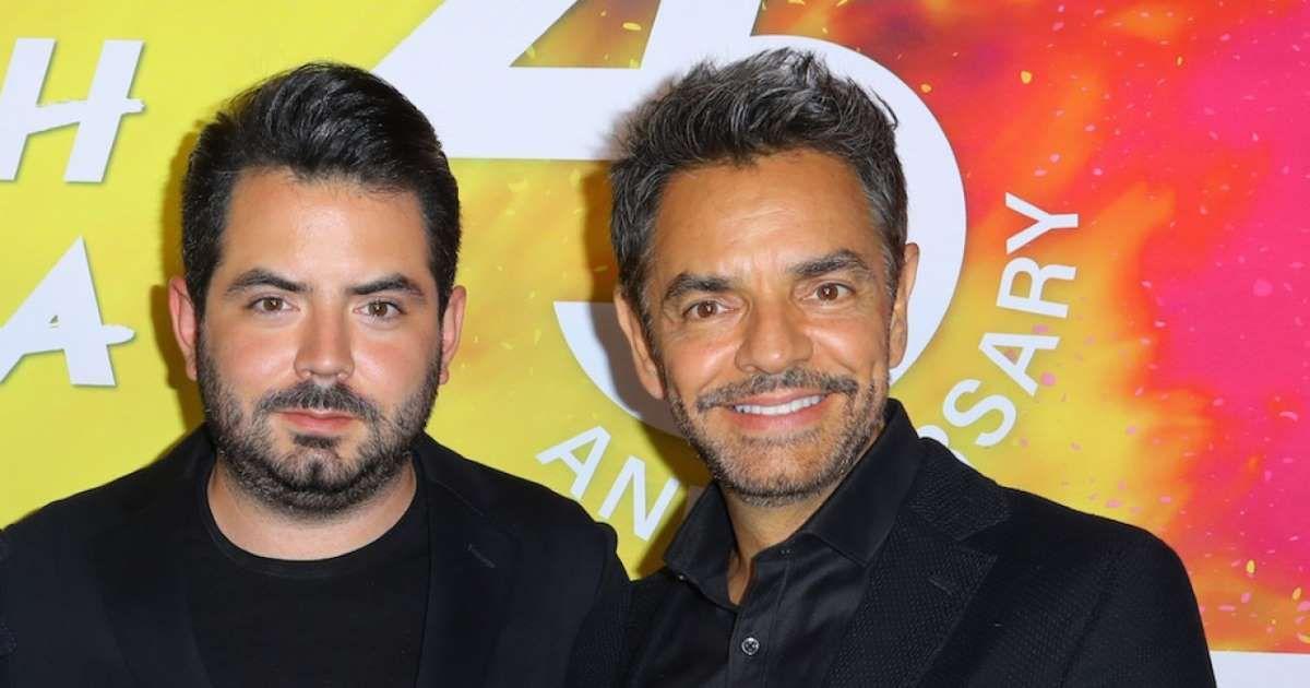 José Eduardo Derbez le reclama a Victoria Ruffo por haberlo separado de Eugenio