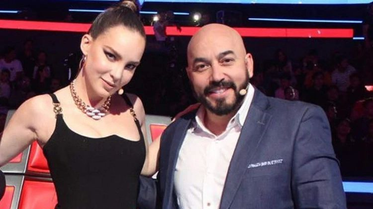 Lupillo Rivera exhibe a Belinda con mensajes de voz