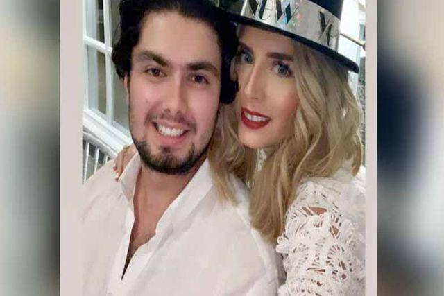 Filtran imágenes de Tania Ruiz con hijo de EPN