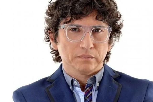 Pati Chapoy agrede a Héctor Martínez quien es director de La Academia