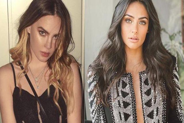 Actriz de Televisa opaca a Belinda y sus fans las comparan