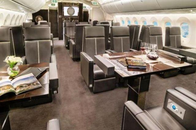 Avión presidencial será abierto al público para exhibir los lujos de los ex presidentes