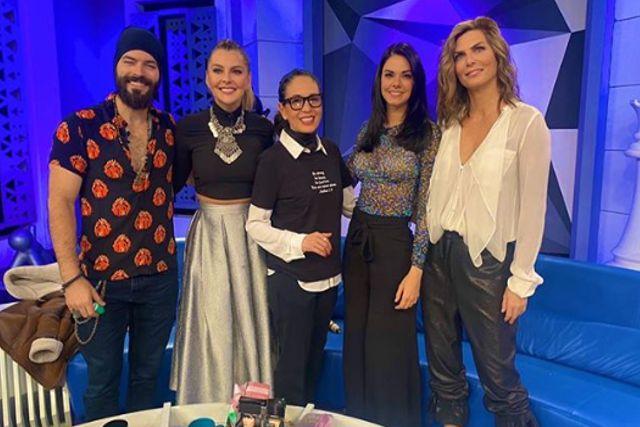 Livia Brito sin pelos en la lengua niega propuesta de Yolanda Andrade