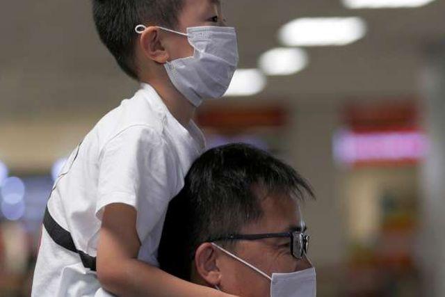 ¡Preocupante! Niño chino diagnosticado con coronavirus no presenta síntomas