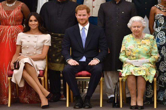 Se frustran los planes millonarios de la Reina Isabel y castiga a Meghan y Harry