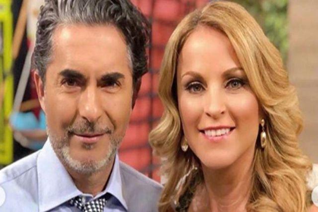 Raúl Araiza presume nuevo amor y es compañera de HOY