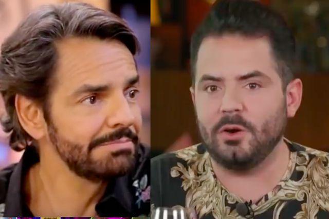 José Eduardo Derbez confiesa rumores sobre su sexualidad