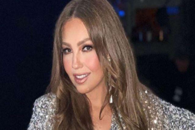 Thalía confiesa el trastorno que ha padecido desde chica