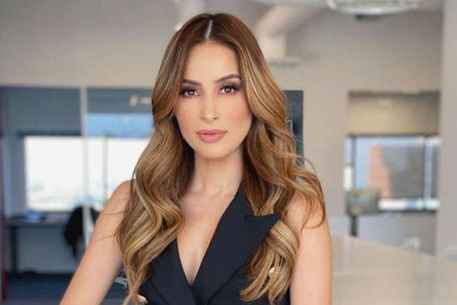 Cynthia Rodríguez devastada por la pérdida de un proyecto
